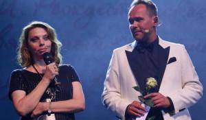 Екатерина Рождественская и Максим Аверин.
