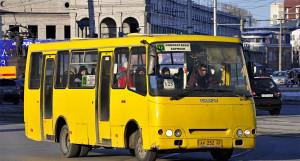 Автобус №125 в Барнауле