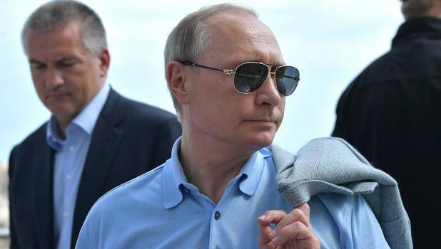 """""""Скажу без кривляния"""". Путин ответил на вопрос о преемнике"""