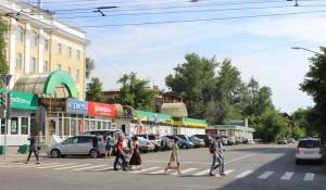 Отремонтирована улица Чкалова.