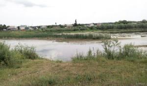 Несанкционированные пляжи Барнаула.