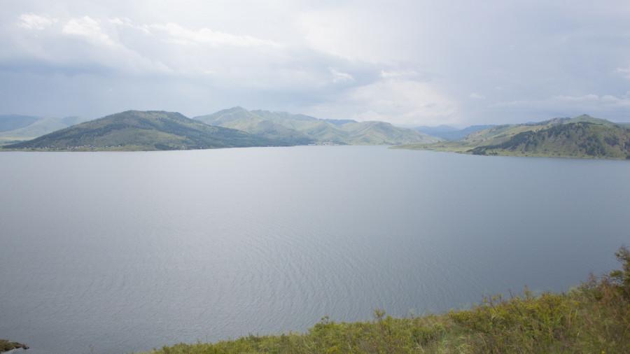 Бухтарминское водохранилище