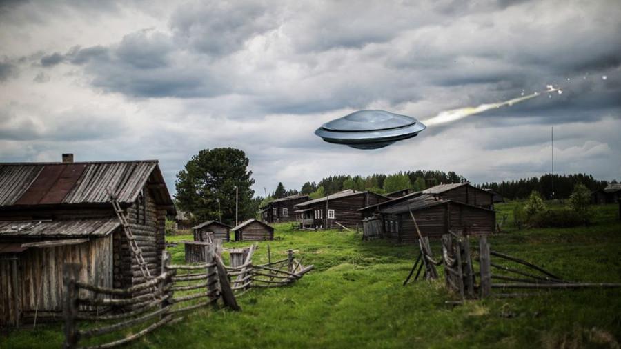 НЛО в Косихе