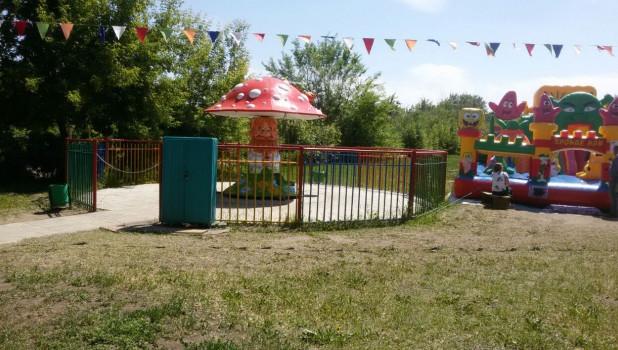 Славгород. Парк сегодня