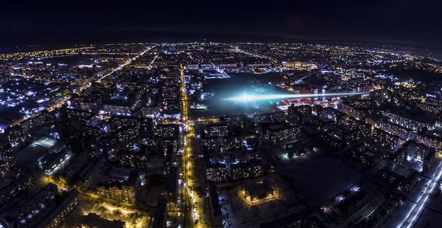 НЛО над Барнаулом