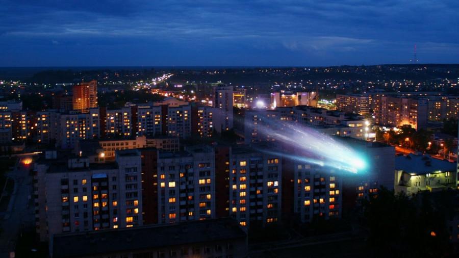 НЛО в Рубцовске