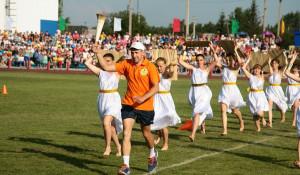 Олимпиада сельских спортсменов Алтая - 2017.