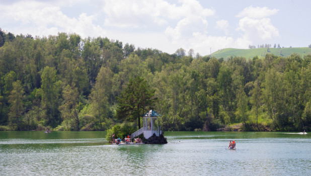 Озеро Ая.