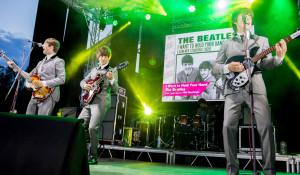 """Двойники"" The Beatles — московская группа The BeatLove."