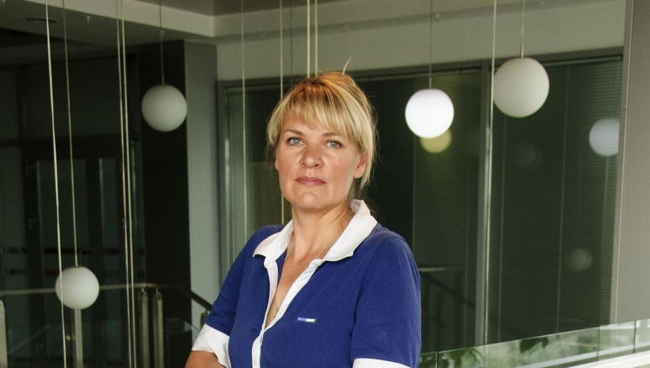 Марина Ракина.