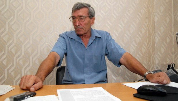 Иван Яшкин.