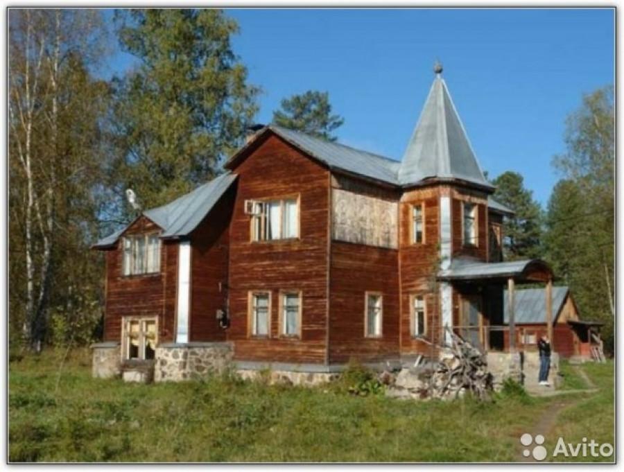 Туристический комплекс за 20 млн рублей.