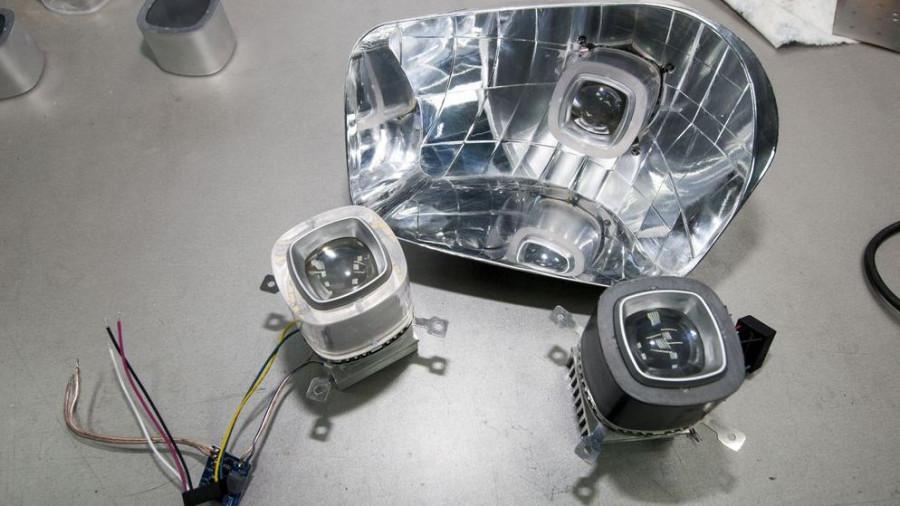 Светодиодные модули Lossew