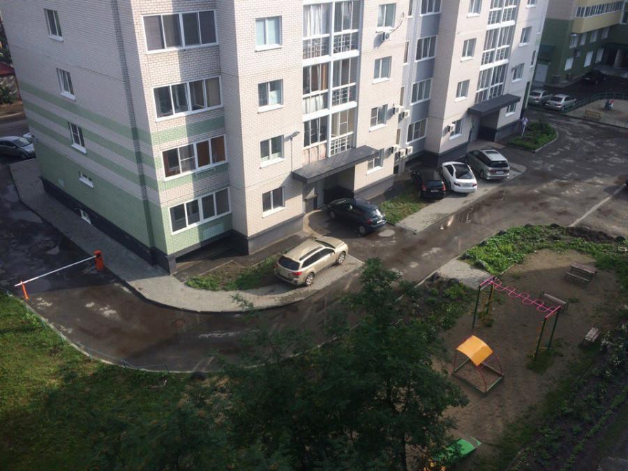 """Барнаульские """"парковщики от бога""""."""
