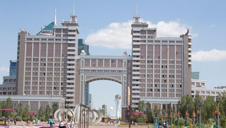 Министерство энергетики. Астана
