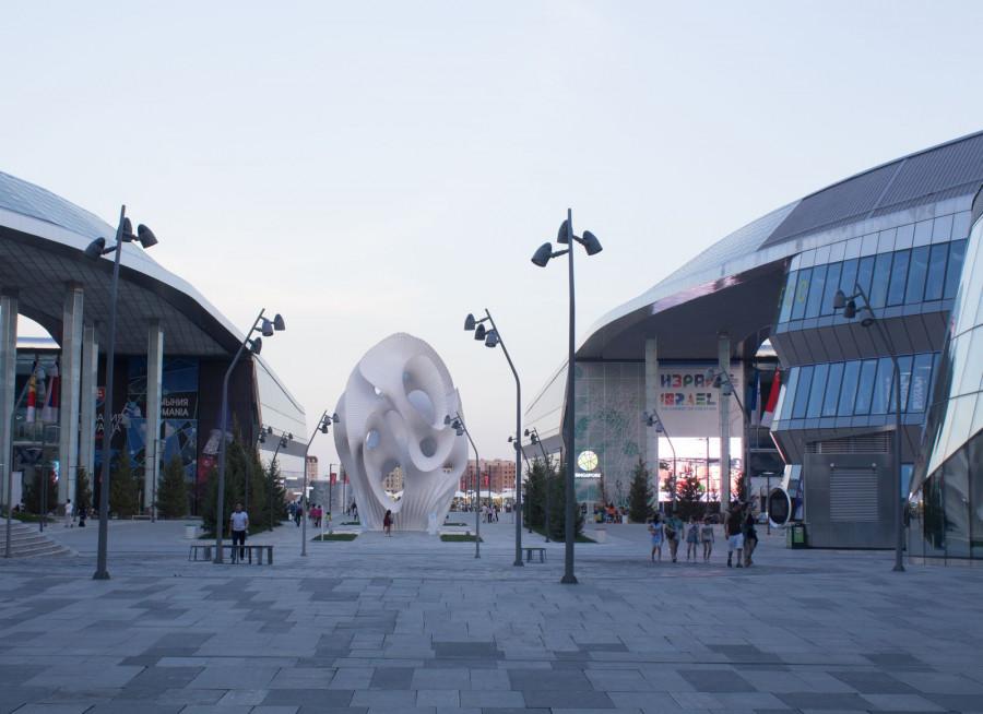 Экспо-2017. Астана