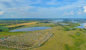 Фестиваль на Завьяловских озерах