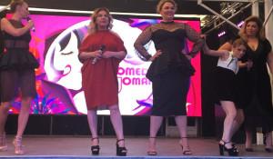 Звёзды Comedy Woman в Яровом. 15 июля 2017 года.