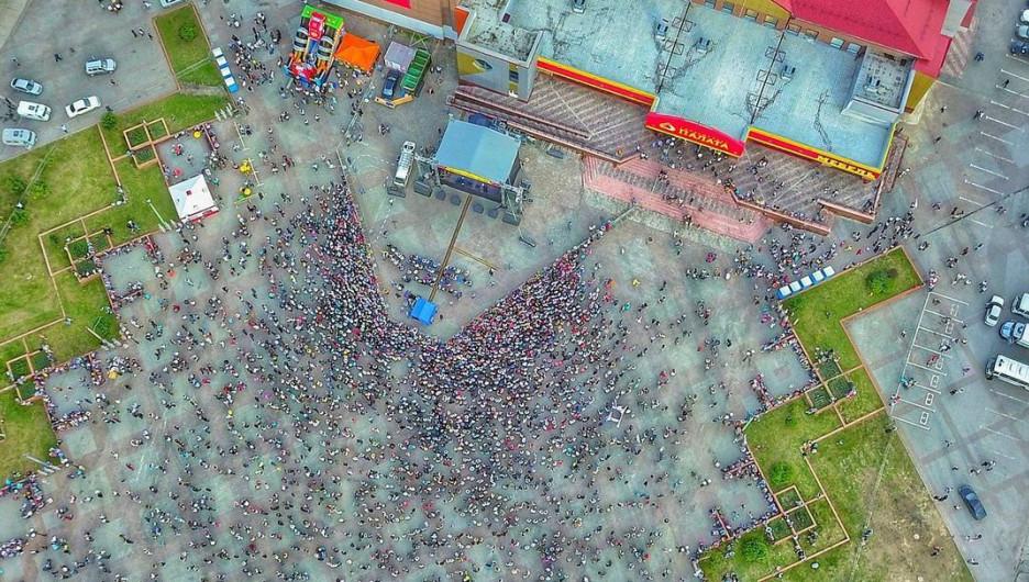 День города в Заринске. 15 июля 2017 года.