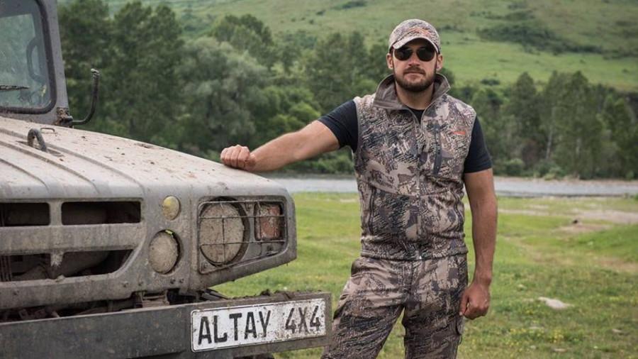 Александр Прокопьев путешествовал по Тигирекскому заповеднику.