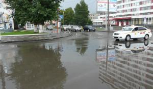 Вода на Красноармейском