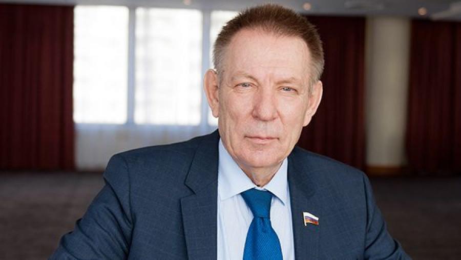 Николай Герасименко.
