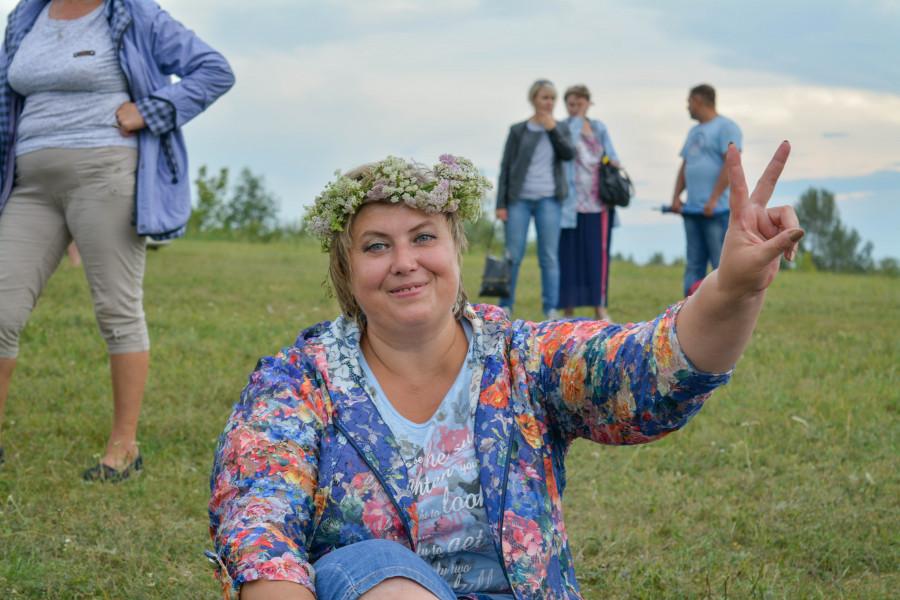 Оксана Березовская.