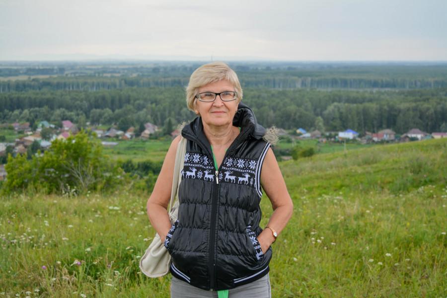 Татьяна Зотова.