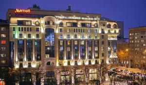 Отель Марриотт Новосибирск