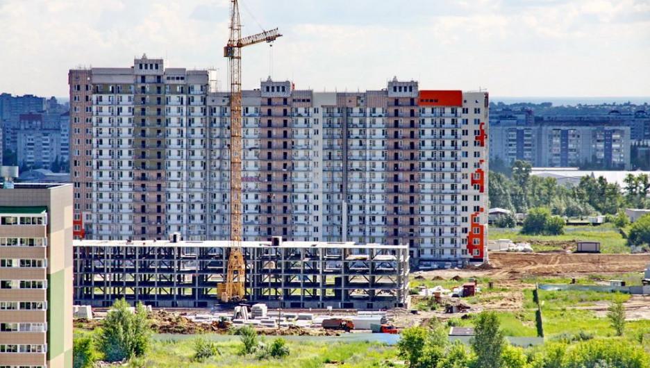 Строительство. Недвижимость. Новостройки.