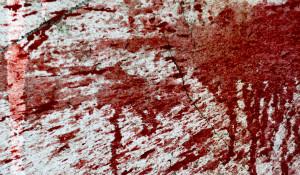 Кровь.