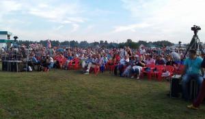"""Фестиваль """"Земляки"""". Верх-Обское, 3-7 августа 2017 года."""