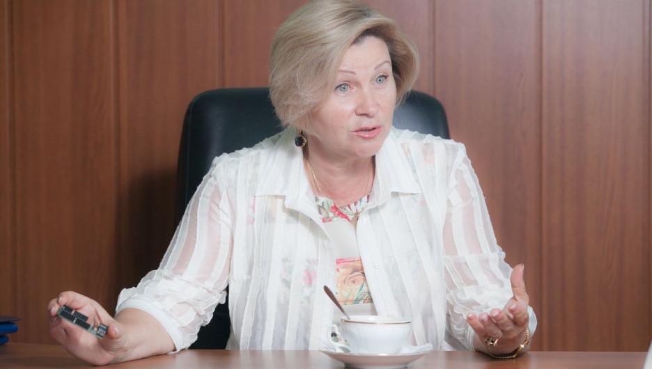 Ирина Лазаренко.