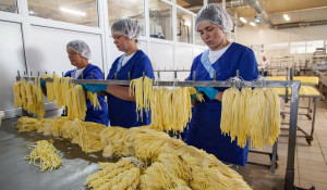 """Производство сыра на предприятии """"Рикон"""" в Калманском районе"""