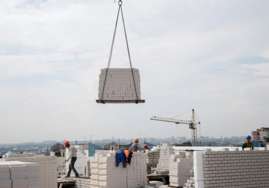 """""""Жилищная инициатива"""" подводит итоги в профессиональный праздник — День строителя."""