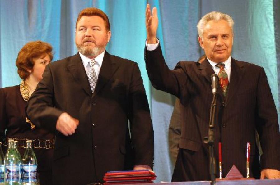 Кто победил на губернаторских выборах? Губернатор Алтайского края Евдокимов и председатель крайсовета Назарчук.