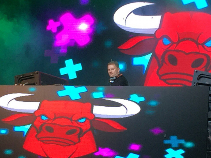 DJ Smash в казино Altai Palace