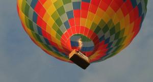 Воздушный шар, аэростат.