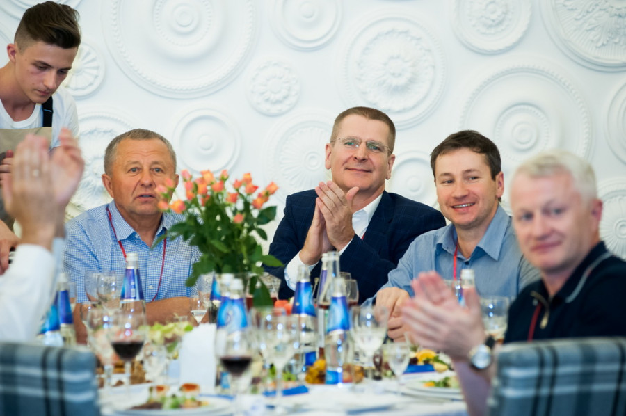 Летняя встреча предпринимателей. Барнаул, 17 августа 2017 года.