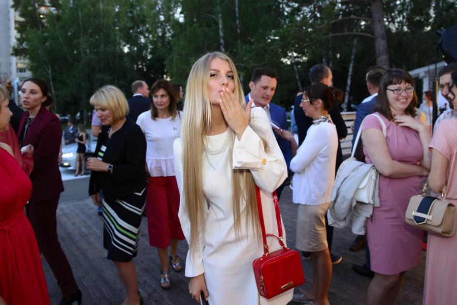Яна Алиева, дочь Антониды Устиновой