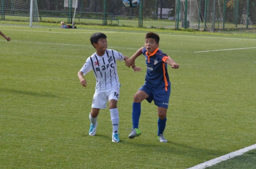 В Барнауле завершился Международный турнир по футболу