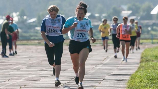 В Павловске проходит краевая спартакиада пенсионеров