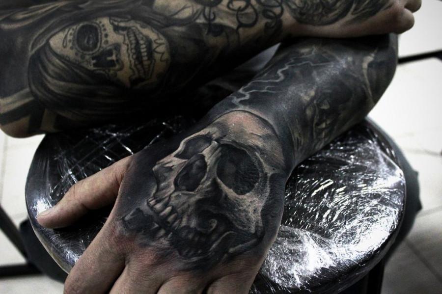 Татуировки в Барнауле.