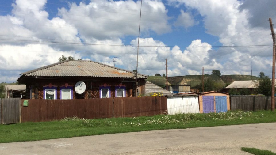 Большинство жителей села Таскаево живут подсобным хозяйством.