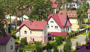 Недвижимость Барнаула. Коттеджи.
