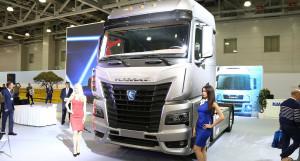 КАМАЗ презентовал новую модель 54901 с кабиной К5