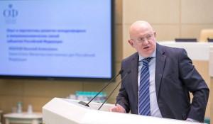 Василий Небензя, постпред России в ООН.