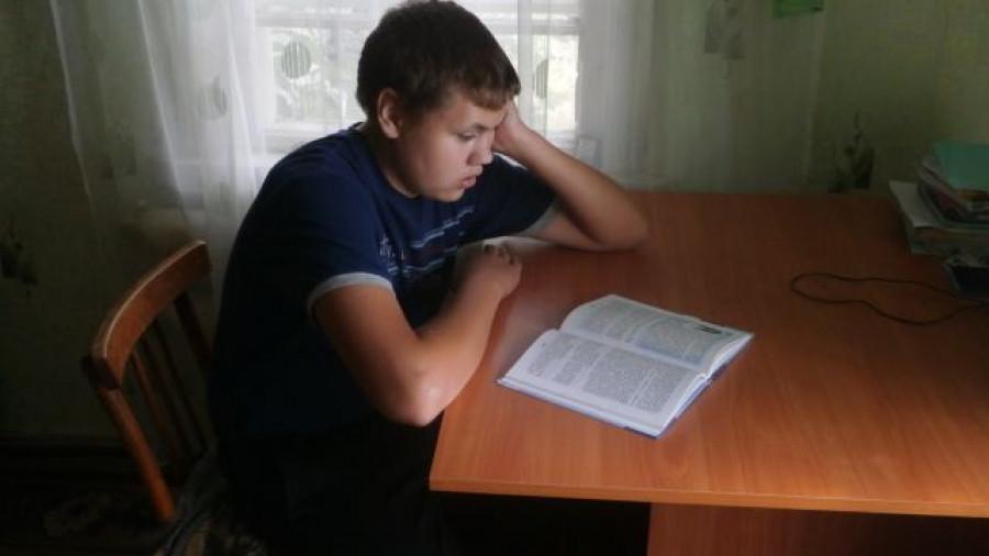 Никита Шевченко.