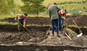 Под Белокурихой проводят археологические раскопки.