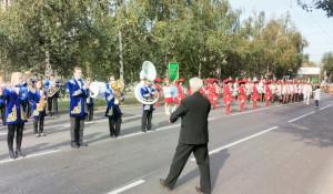 Парад оркестров на День города-2017.